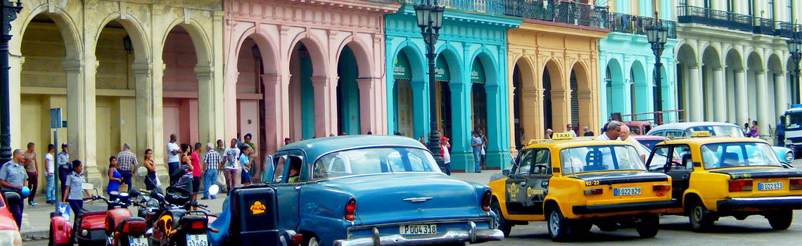 Mietwagen Kuba - Havanna Oldtimer