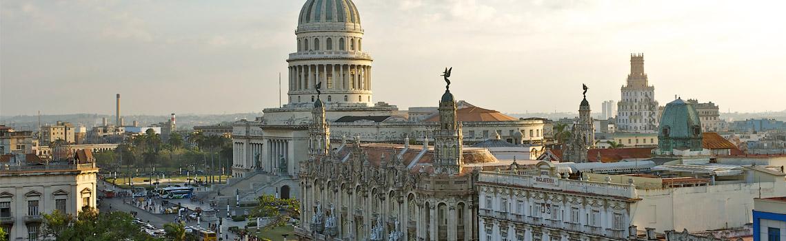 Mietwagen Havanna - Kapitol