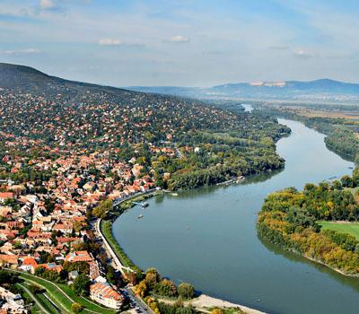 Tagesausflug per Mietwagen - Szentendre