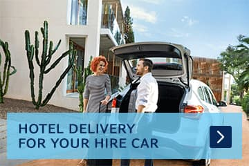 Hotel delivery from TUI CARS