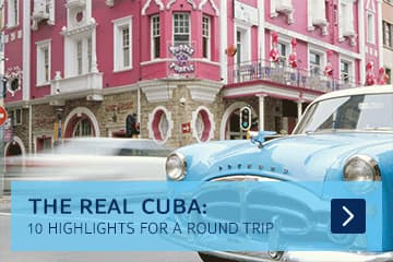 10 highlights for a round trip in CUBA